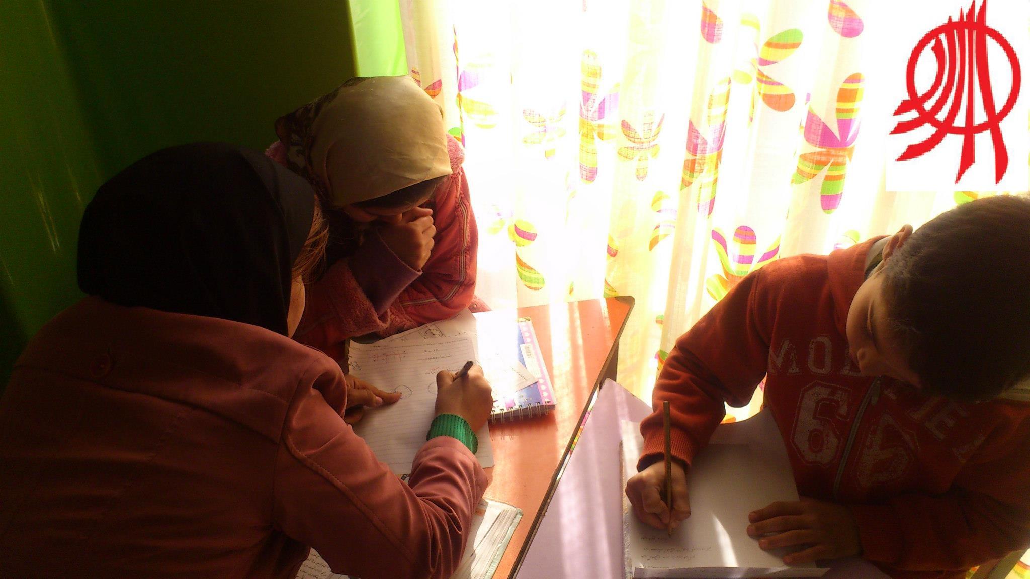 تدریس عشق- خانه بهشت ایرانی- جمعیت امام علی