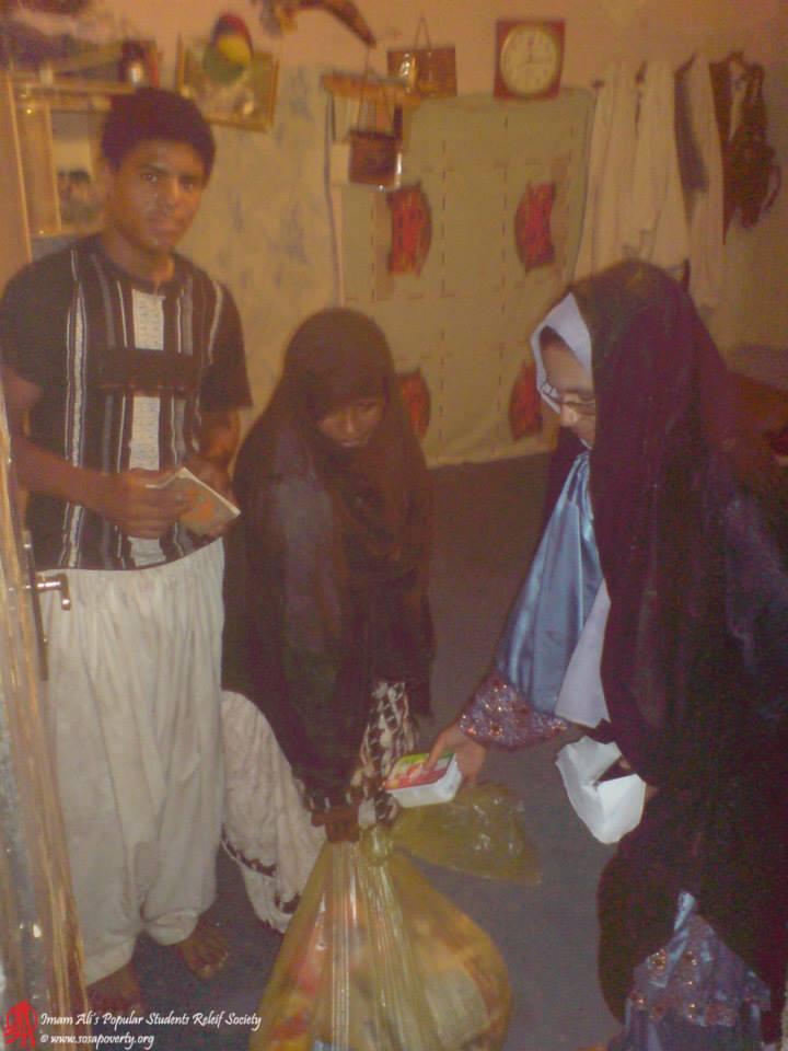 سیستان و بلوچستان- کوچه گردان عاشق- جمعیت امام علی